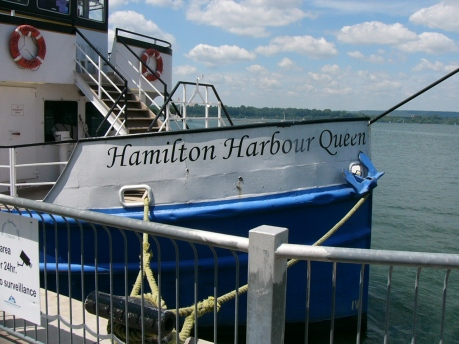 At Hamilton Harbour, July 2012